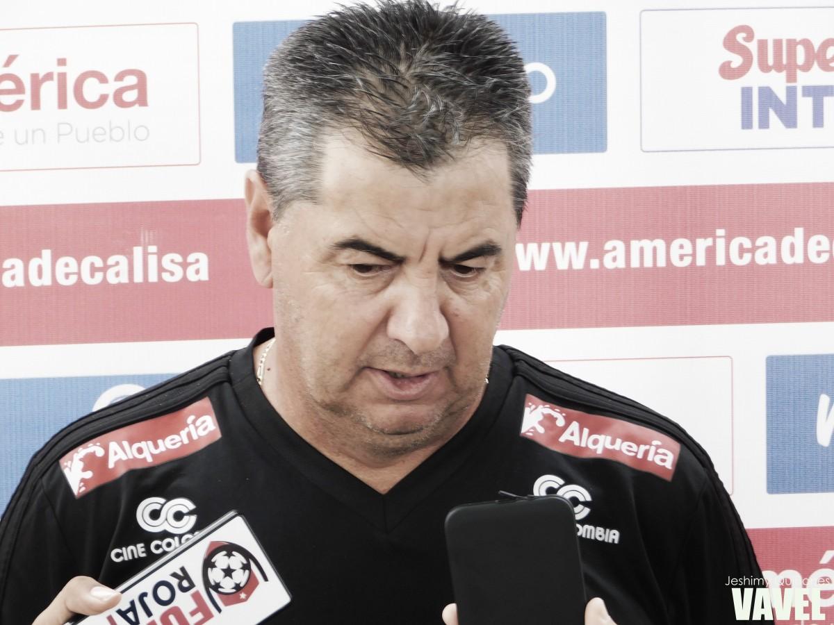 """Jorge Da Silva: """"Si las cosas no salen bien, la culpa es mía"""""""