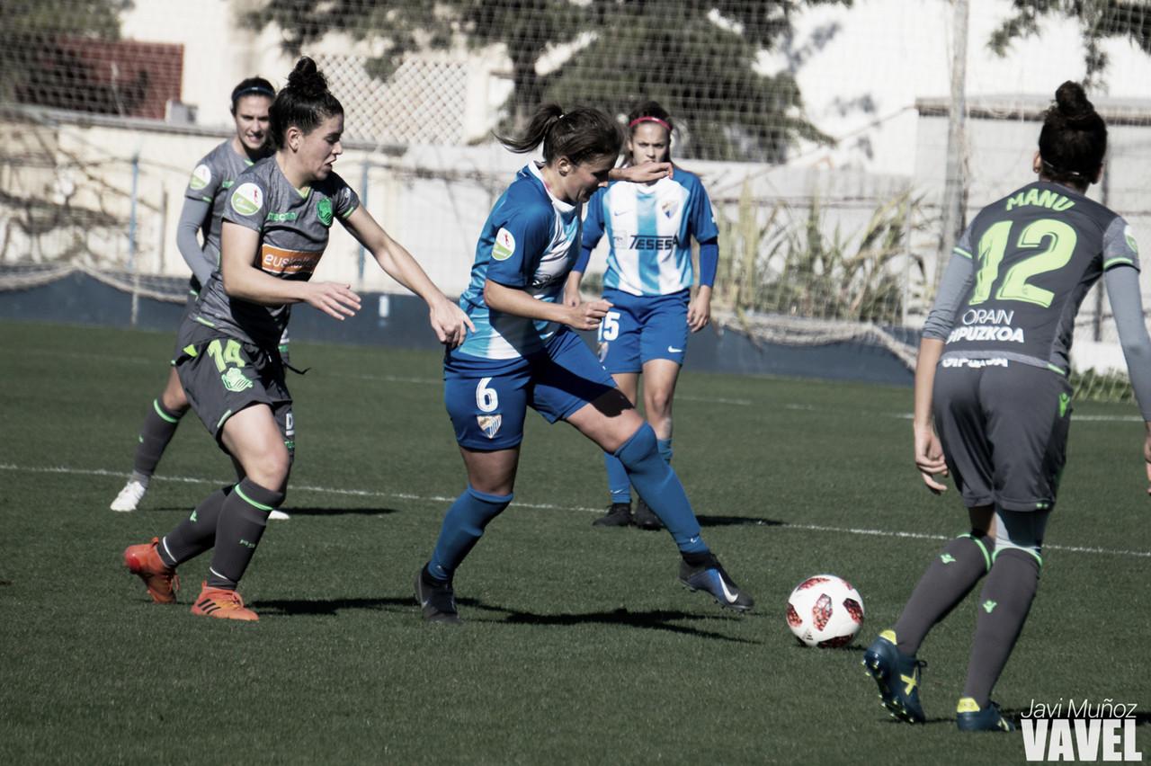 El Málaga Femenino cae inmerecidamente ante la Real Sociedad (1-3)