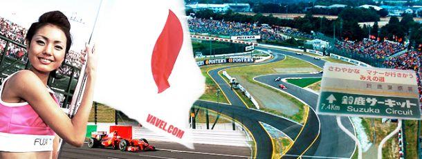 Descubre el Gran Premio de Japón de Fórmula 1 2014