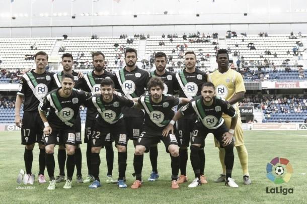 CD Tenerife - Córdoba CF: puntuaciones del Córdoba, jornada 14 de la Liga Adelante