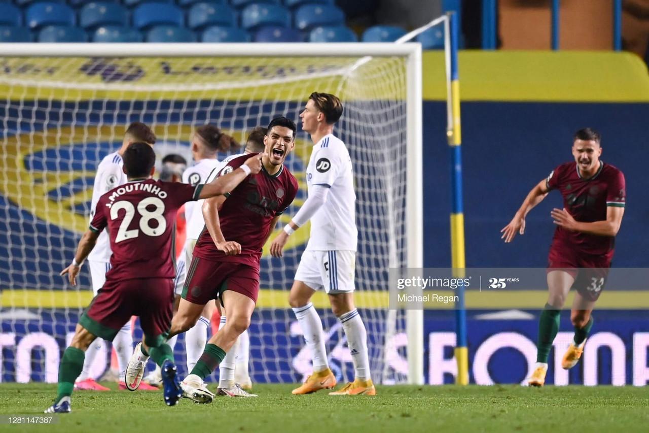 As it happened: Leeds United 0-1 Wolverhampton Wanderers in the Premier League