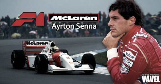 1989: la guerra civil estalla en McLaren