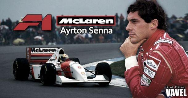 1989: la guerra civil estalla en McLaren