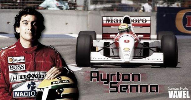 1991: Ayrton Senna demuestra su magia por tercera vez