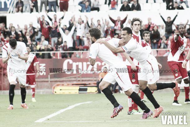 Sevilla bate Rayo Vallecano e assume quarta colocação da Liga provisoriamente
