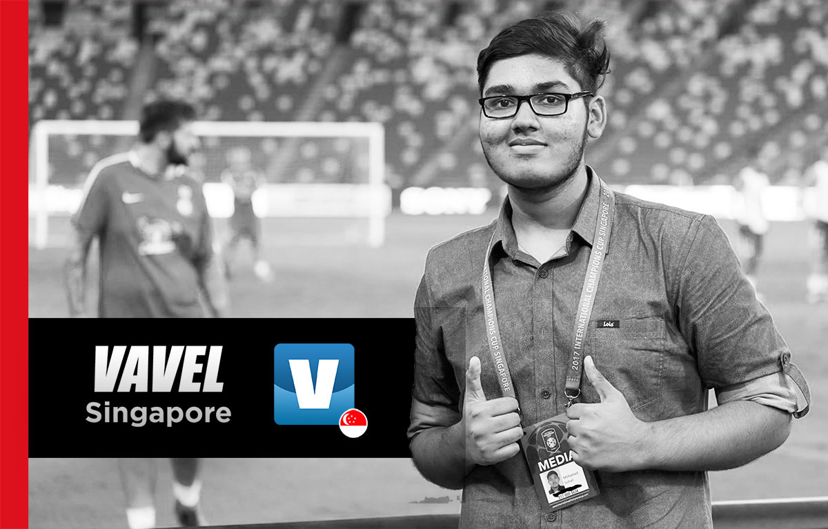 VAVEL arrives in Singapore