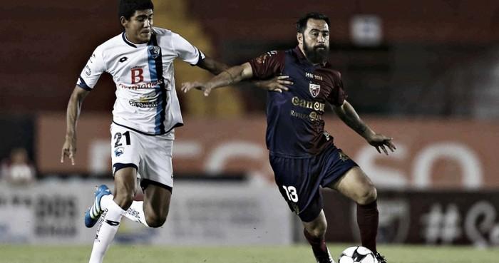 Dividen puntos en Cancún, Atlante y Jaiba Brava empatan a cero