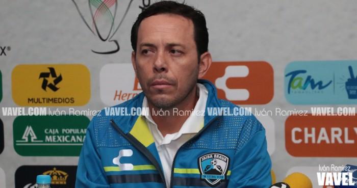 Presentan a Eduardo Fentanes como DT de la 'Jaiba Brava'