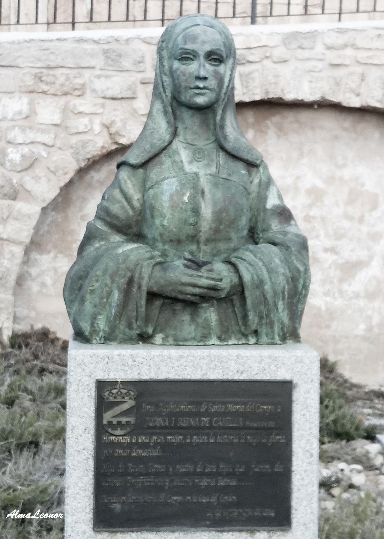 Santa María del Campo, el descanso de la reina Juana