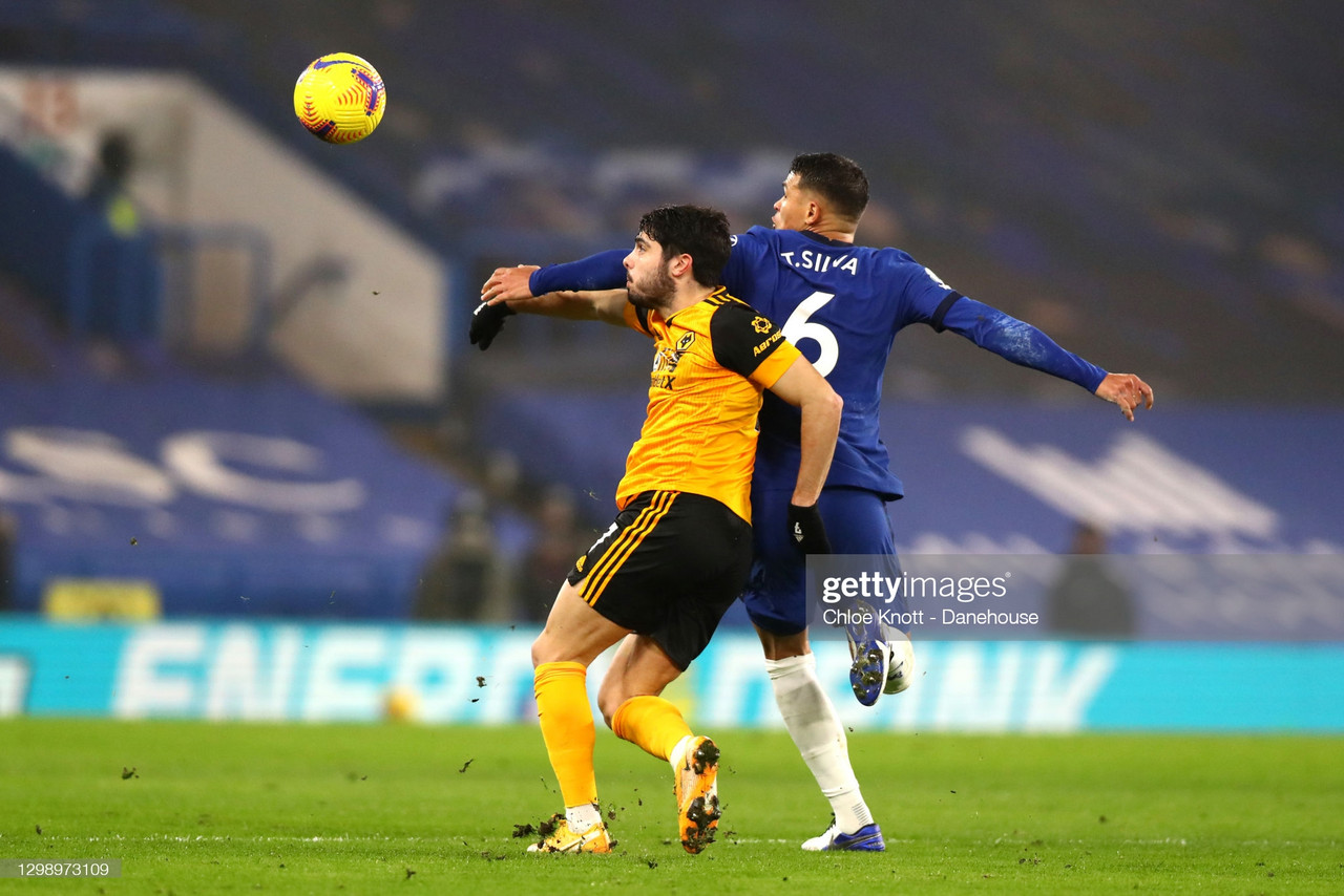 As it happened: Chelsea 0-0 Wolves in the Premier League