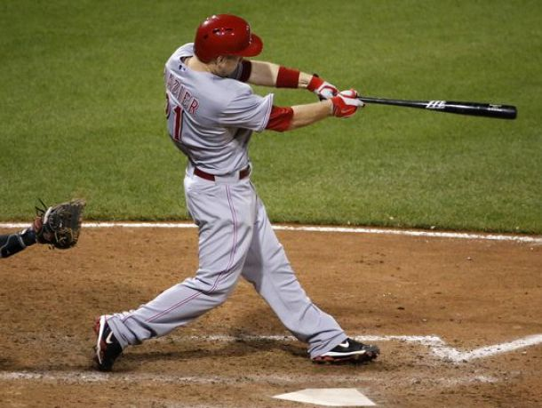 Cincinnati Reds, Todd Frazier Agree To Two-Year Deal