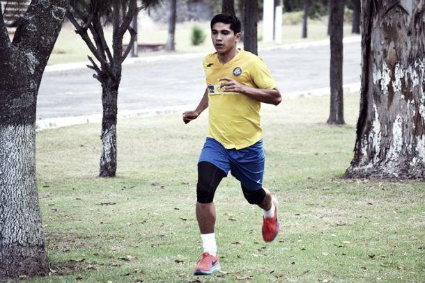 """Uriel Álvarez: """"Quiero jugar a las finales con Dorados"""""""