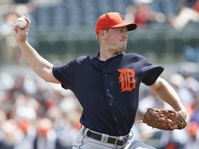 Jordan Zimmermann Leads Detroit Tigers To 7-3 Win Over Houston Astros