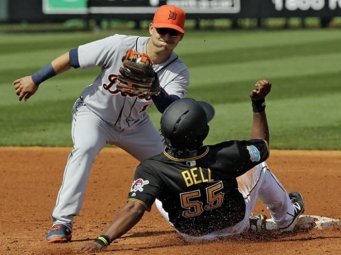 Detroit Tigers Get Hot Early To Beat Pittsburgh Pirates, 10-3