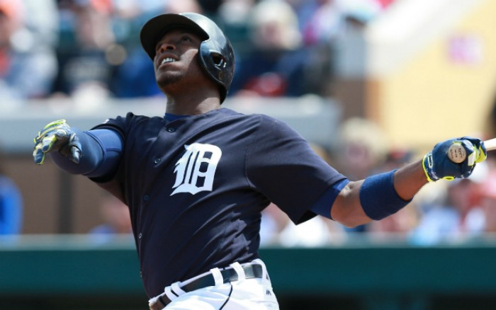 Two Home Runs From Justin Upton Power Detroit Tigers Over Philadelphia Phillies