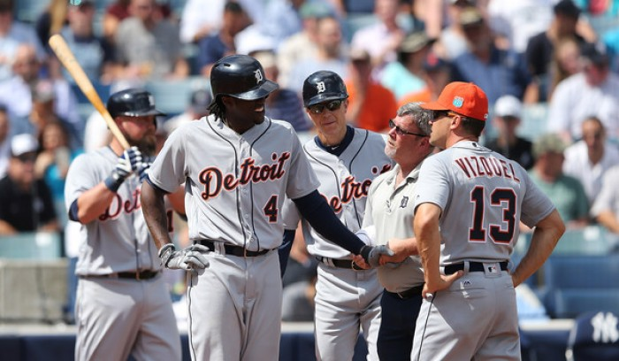 Detroit Tigers Outfielder Cameron Maybin Moving Rehab Assignment To Triple-A Toledo