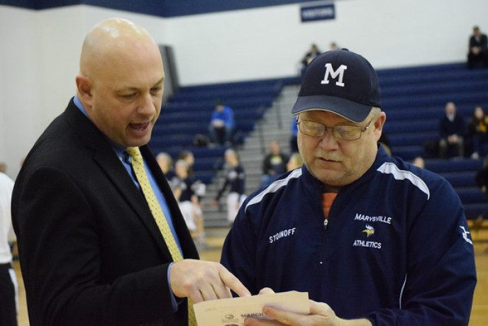 Marysville Vikings Top Lutheran North Mustangs, Advance To Class B District Finals