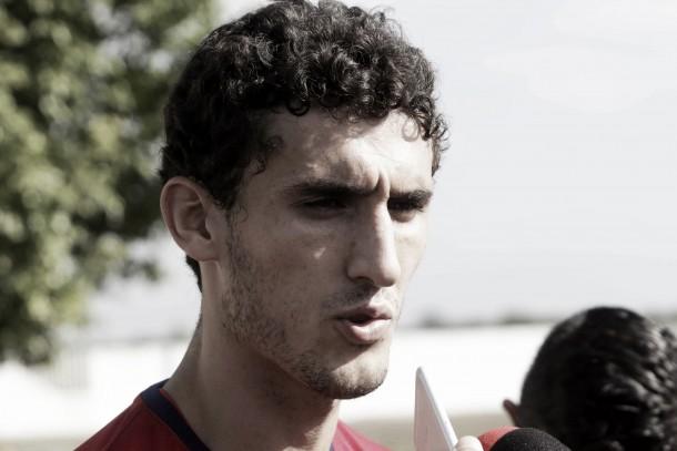 """Rodrigo Godínez: """"Vamos a pelear por el título de la Liga y Copa"""""""