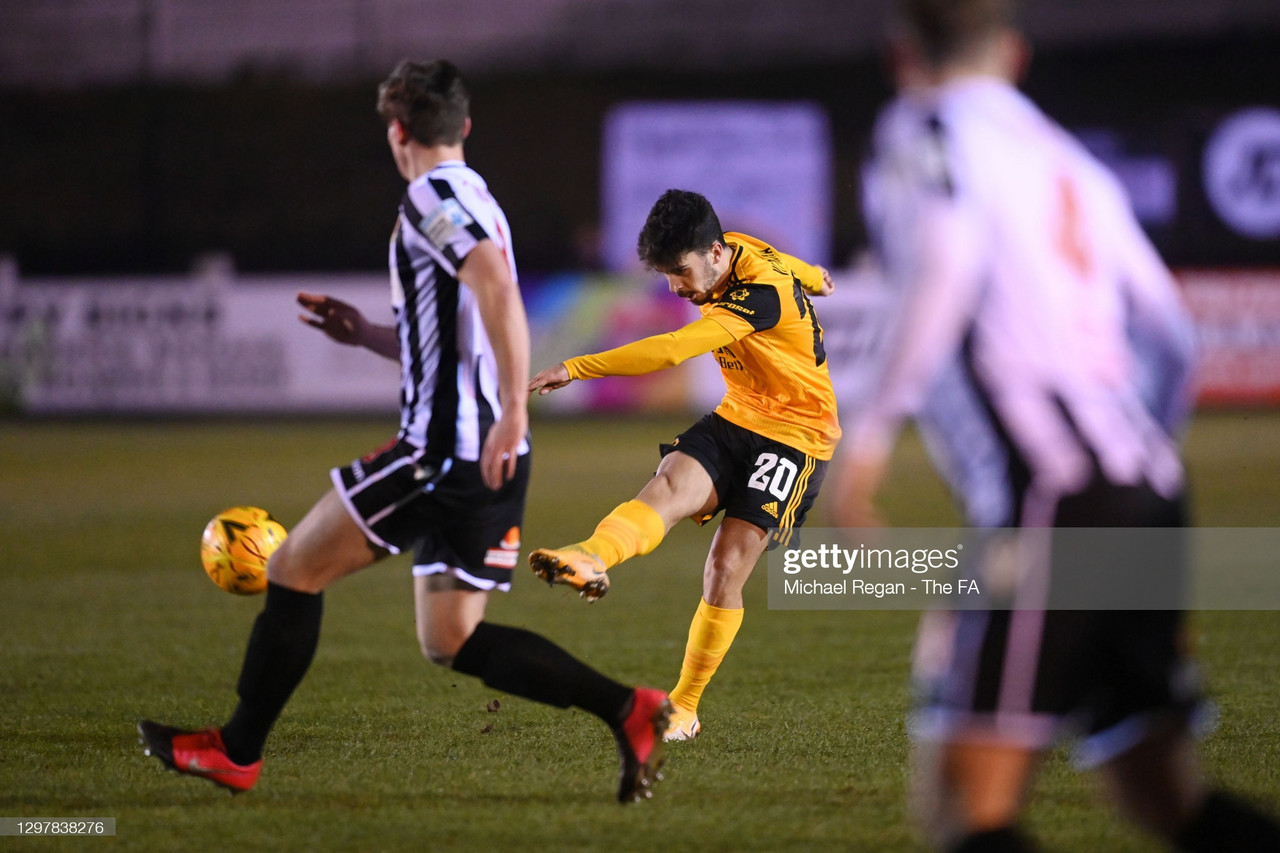 As it happened: Chorley 0-1 Wolves in Emirates FA Cup 4th Round