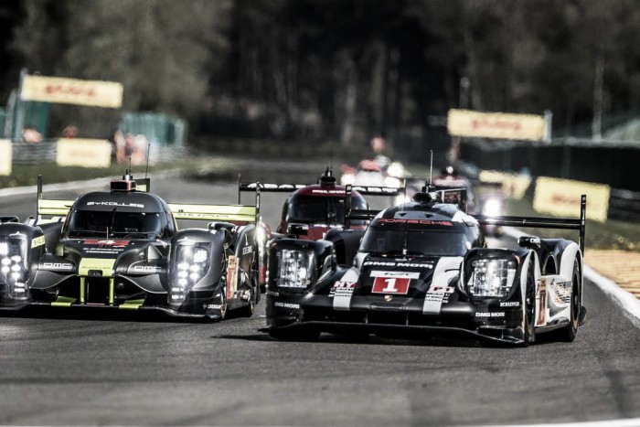 Porsche marca a pole para as 6 Horas de SPA