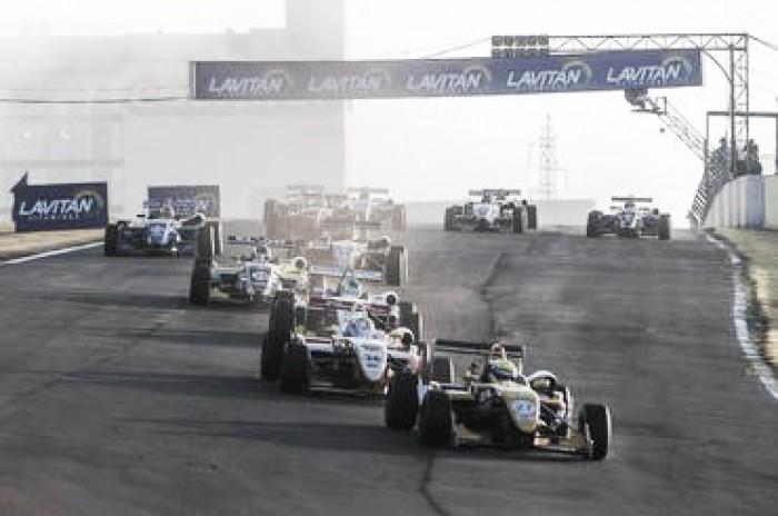 Matheus Iorio vence terceira consecutiva pela Fórmula 3 Brasil em Cascavel