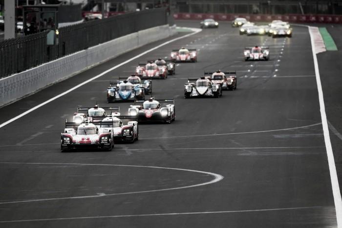 Porsche vence as 6 Horas do México