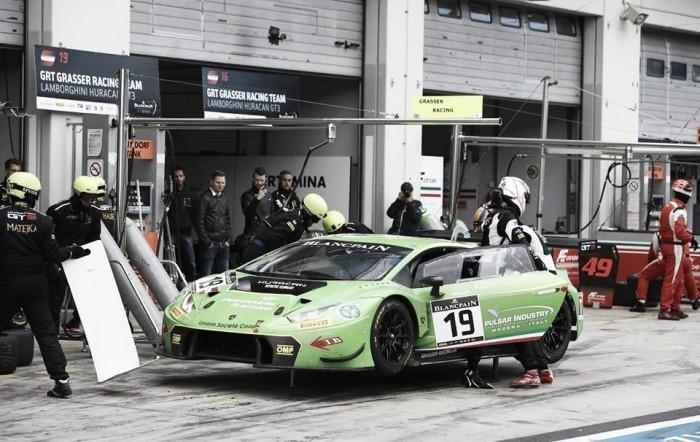 Lamborghini estaria desenvolvendo versão GTE do Huracan para o Mundial de Endurance