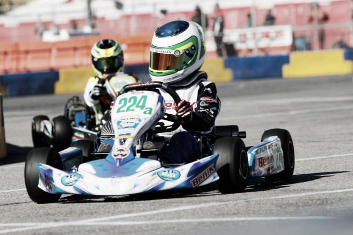 Felipe Bartz estreia com vitória no Skusa Supernationals em Las Vegas
