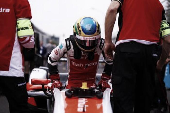 Bruno Senna é punido e bandona e-Prix de Berlim pela Fórmula E
