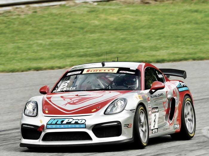 Rodrigo Baptista planeja volta ao pódio na etapa de Utah da Pirelli World Challenge