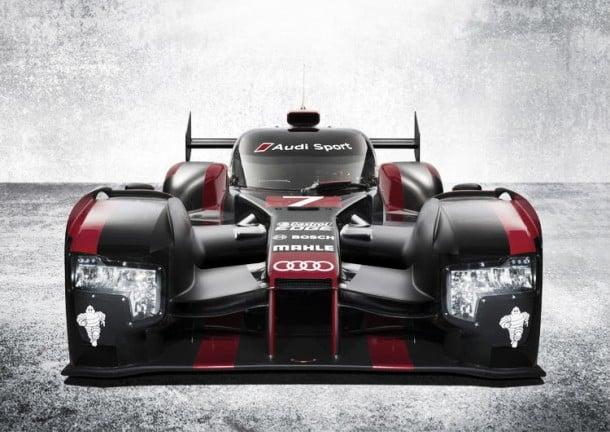 Audi apresenta versão 2016 do R18 para disputa do Mundial de Endurance