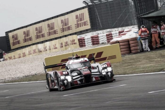 Audi larga na frente para as 6 horas de Nurburgring