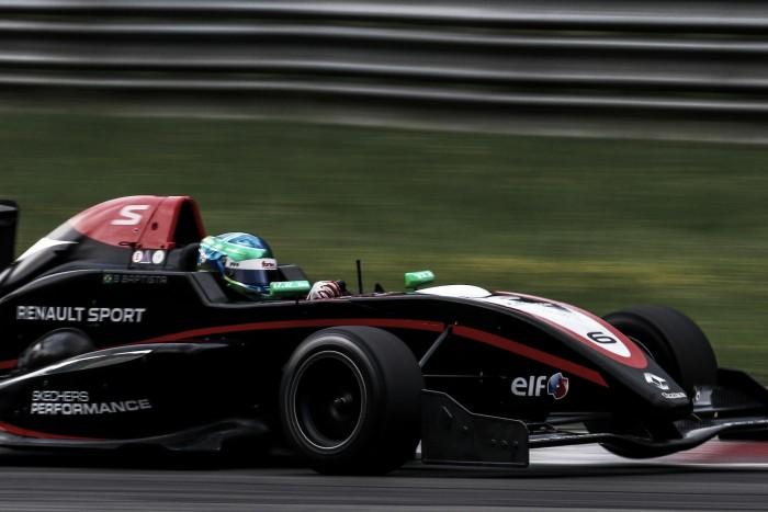 Pela F-Renault 2.0, Bruno Baptista tem final de semana difícil em Monza