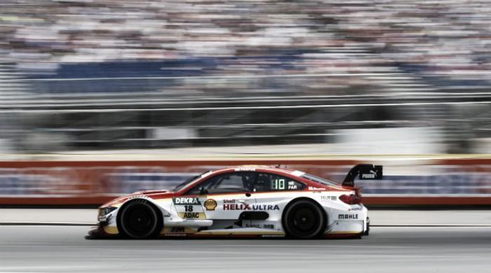 Augusto Farfus chega a Nürburgring pela DTM buscando top-10