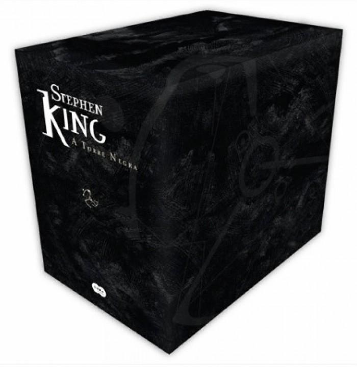 Suma de Letras confirma reimpressão do box A Torre Negra de Stephen King