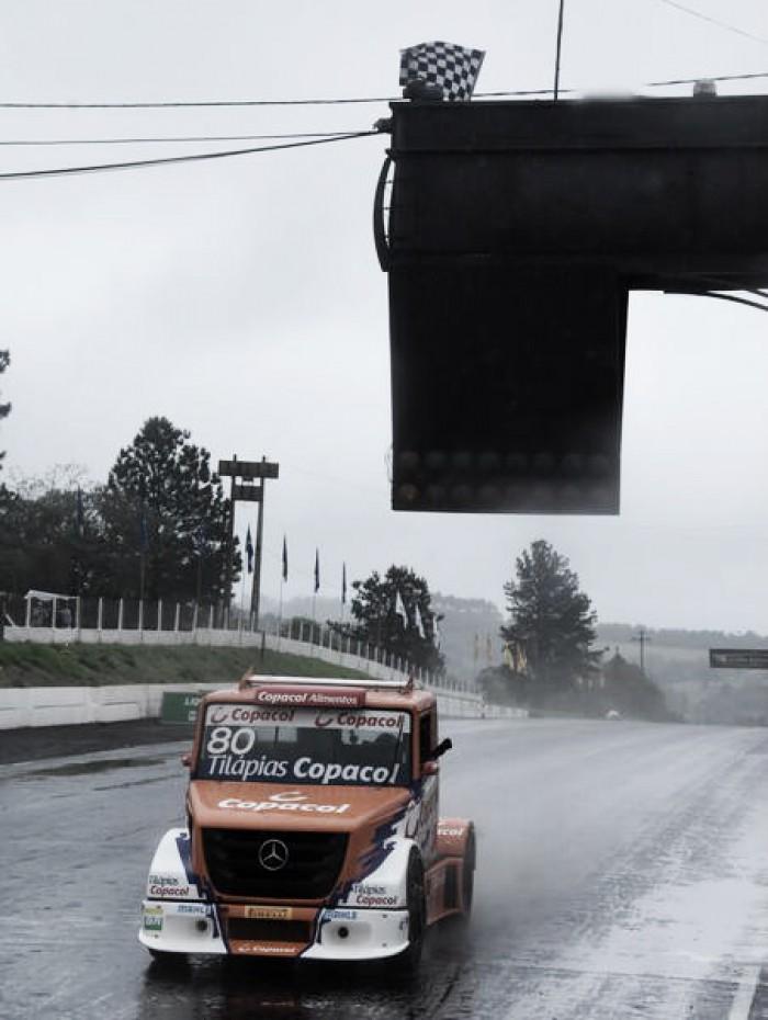 Diogo Pachenki ganha a primeira na Fórmula Truck em Tarumã