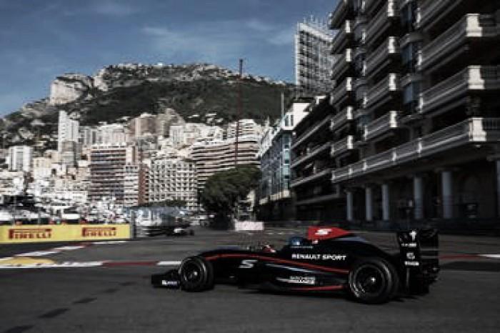 Bruno Baptista bate e não completa etapa de Mônaco da Fórmula Renault