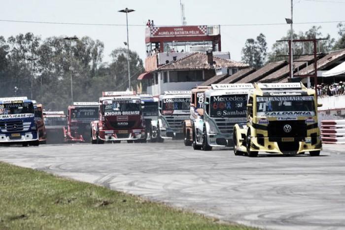 Felipe Giaffone vence pela Fórmula Truck em Guaporé