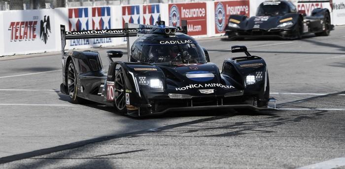 Em prova marcada por acidentes, Wayne Taylor Racing vence em Long Beach