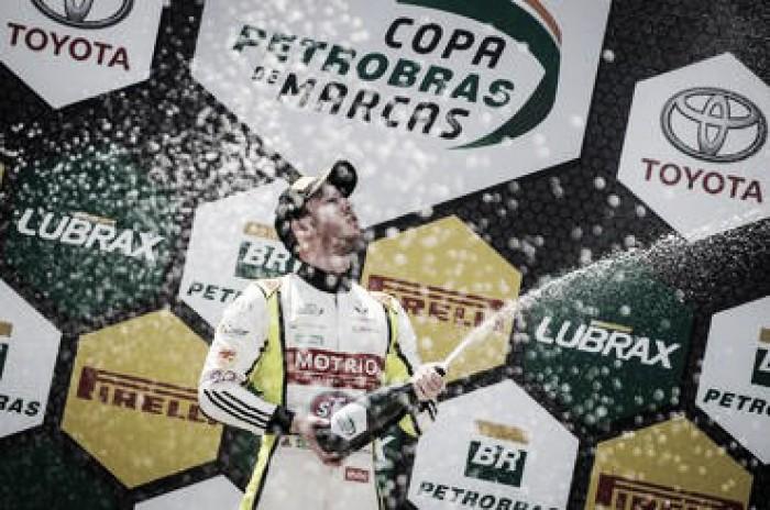 Gabriel Casagrande em Interlagos pela Copa Petrobras de Marcas