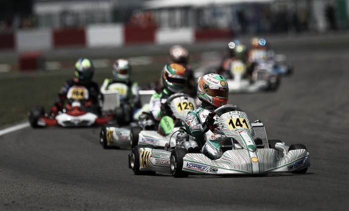 Gianluca Petecof conquista 6º lugar pelo Europeu de Kart na Espanha