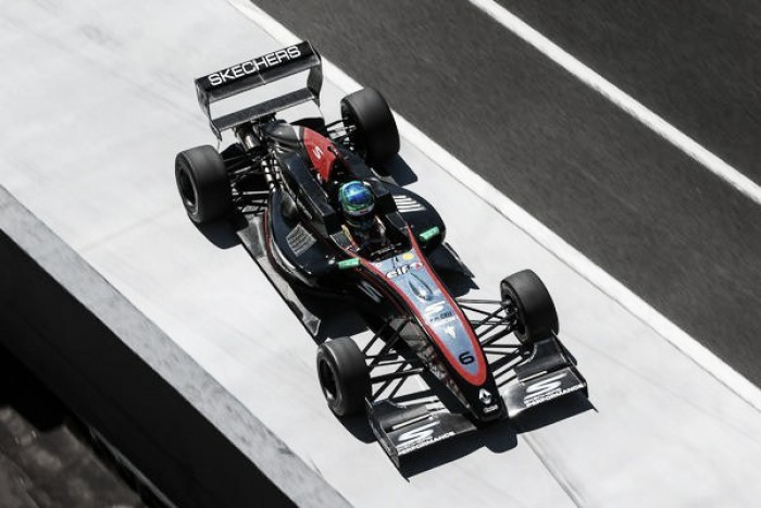 Bruno Baptista encerra temporada com sétimo pela F-Renault 2.0 em Hockenheim