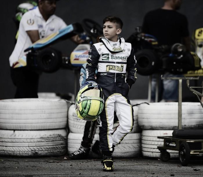 Kart: Atual vice-campeão, Guilherme Figueiredo disputa Copa São Paulo Light em nova categoria