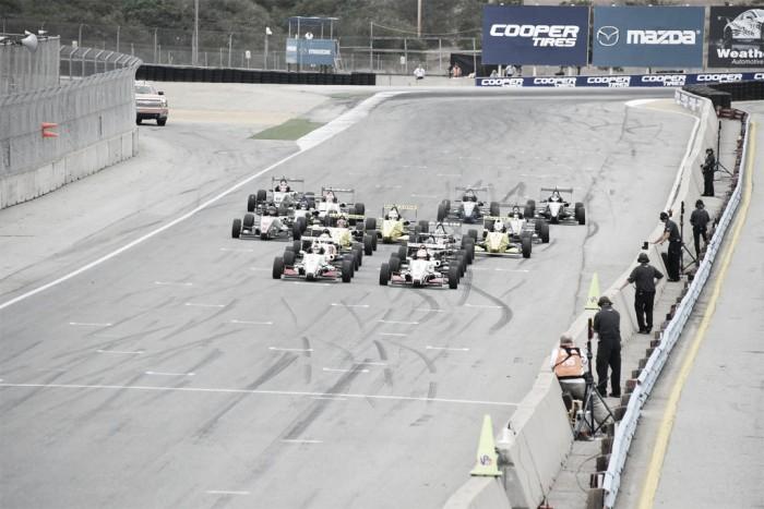Projeto Mazda Road to Indy quer levar jovens pilotos para competir nos EUA
