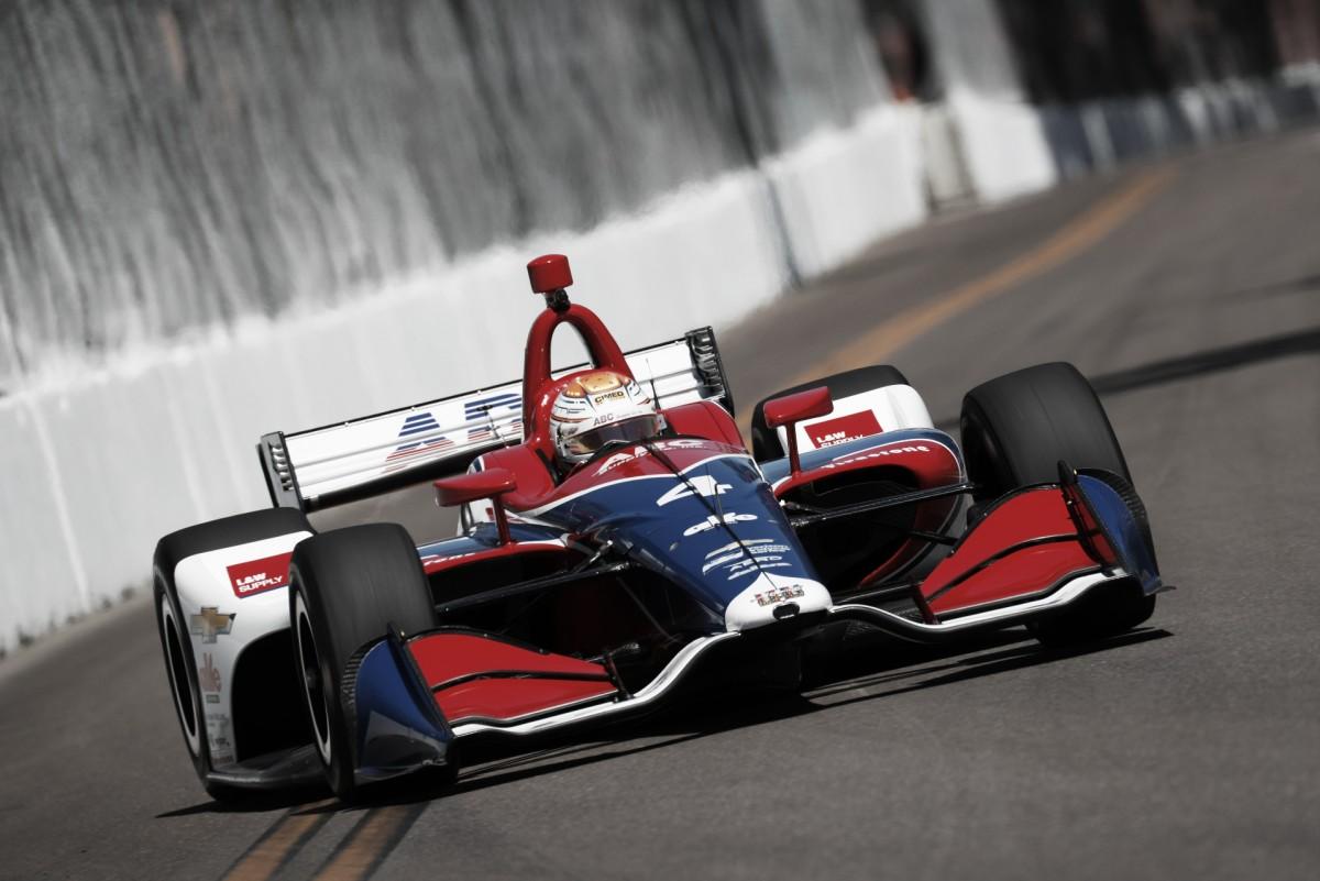 Matheus Leist encara maratona de testes em 3 circuitos da Indy