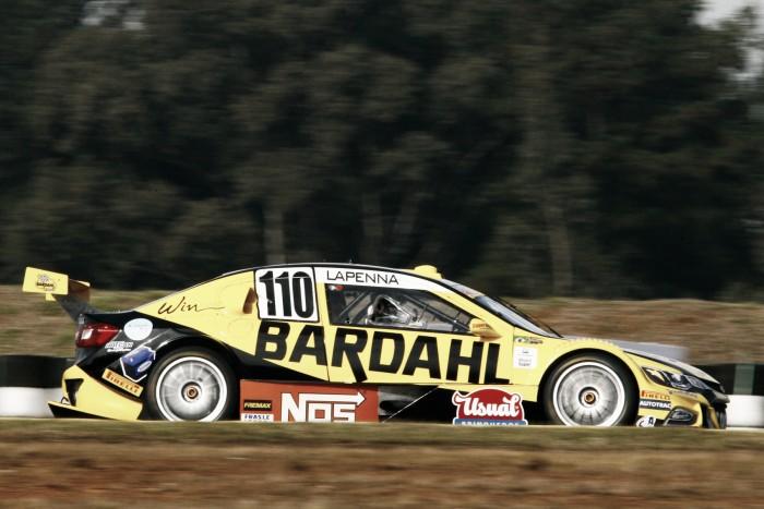 Felipe Lapenna e Raphael Abbate animados pela etapa de Cascavel da Stock Car