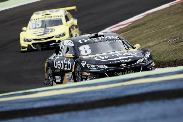 Rafael Suzuki larga na 7º posição em Cascavel pela Stock Car