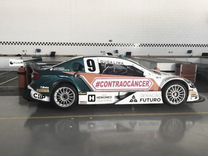Guga Lima confiante para 9ª etapa da Stock Car em Curitiba