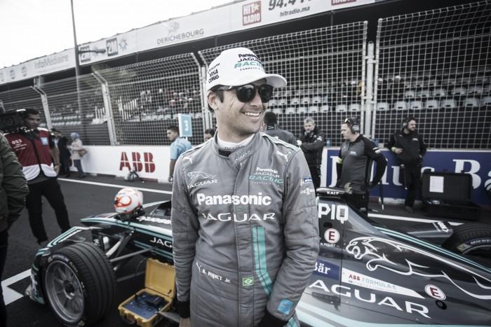 Nelsinho Piquet busca bom resultado em pista inédita da Fórmula E