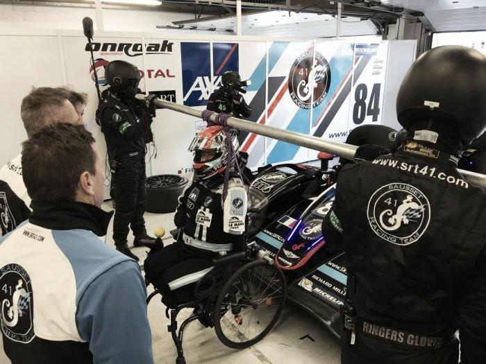 """Frédéric Sausset: """"Eu provei que posso ser parte das 24 horas de Le Mans"""""""